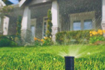 Plumbing in the Garden